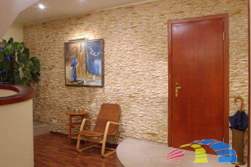 Защитно декоративные покрытия стен