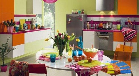 Приемы создания уюта на кухне