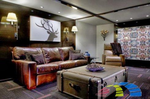 Создаём интерьер гостиной комнаты