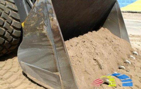 Приобретение песка