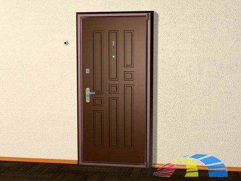 Как лучше укомплектовать входную дверь