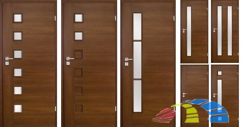 Межкомнатные двери МДФ — отличное решение для качественного ремонта