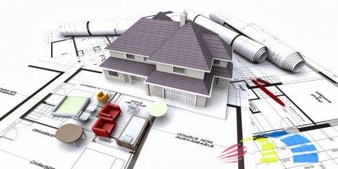 Строительство торгового объекта начинается с проектирования