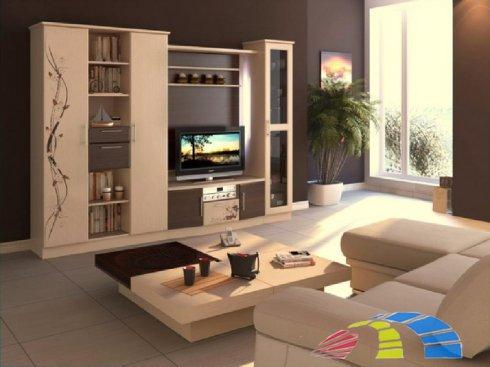Подбираем мебель в гостиную