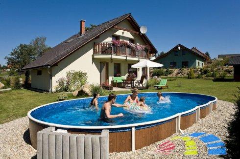 Основные разновидности бассейнов