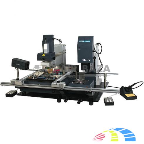 Оборудование для пайки BGA компонентов