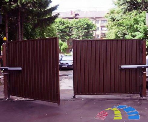 Чем удобны автоматические ворота