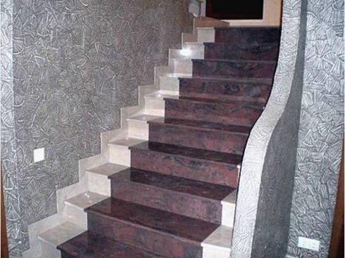 Купить керамогранитные ступени под интерьер!