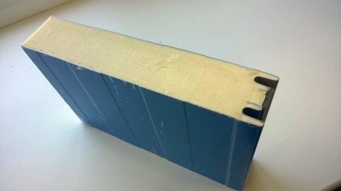 Сэндвич панели  PIR / PUR - современный строительный материал от завода Лиссант