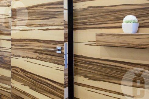 Шпонированные двери от производителя в Москве