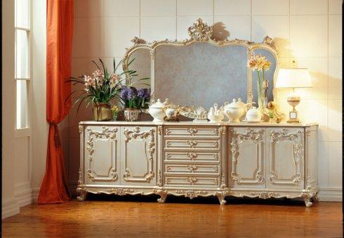 Декорирование и использование элитной итальянской мебели