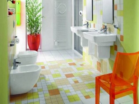 Дизайн ванной комнаты – решение в один клик