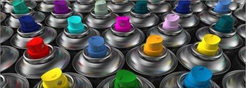 Современная краска для металла