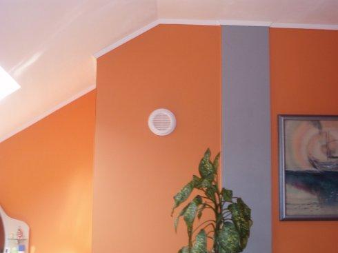 Чистый воздух в квартире. Вентиляторы и вытяжки.