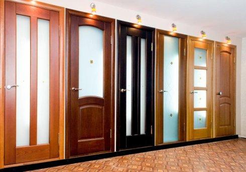 Выбираем двери