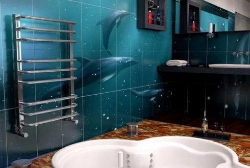 Полотенцесушитель для ванной комнаты: делаем правильный выбор