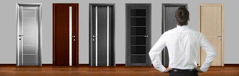 Правильный вобор дверей
