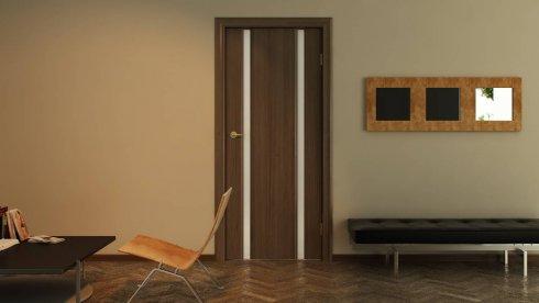 Что представляют собой ламинированные двери