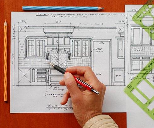 Дизайн интерьера: этапы разработки