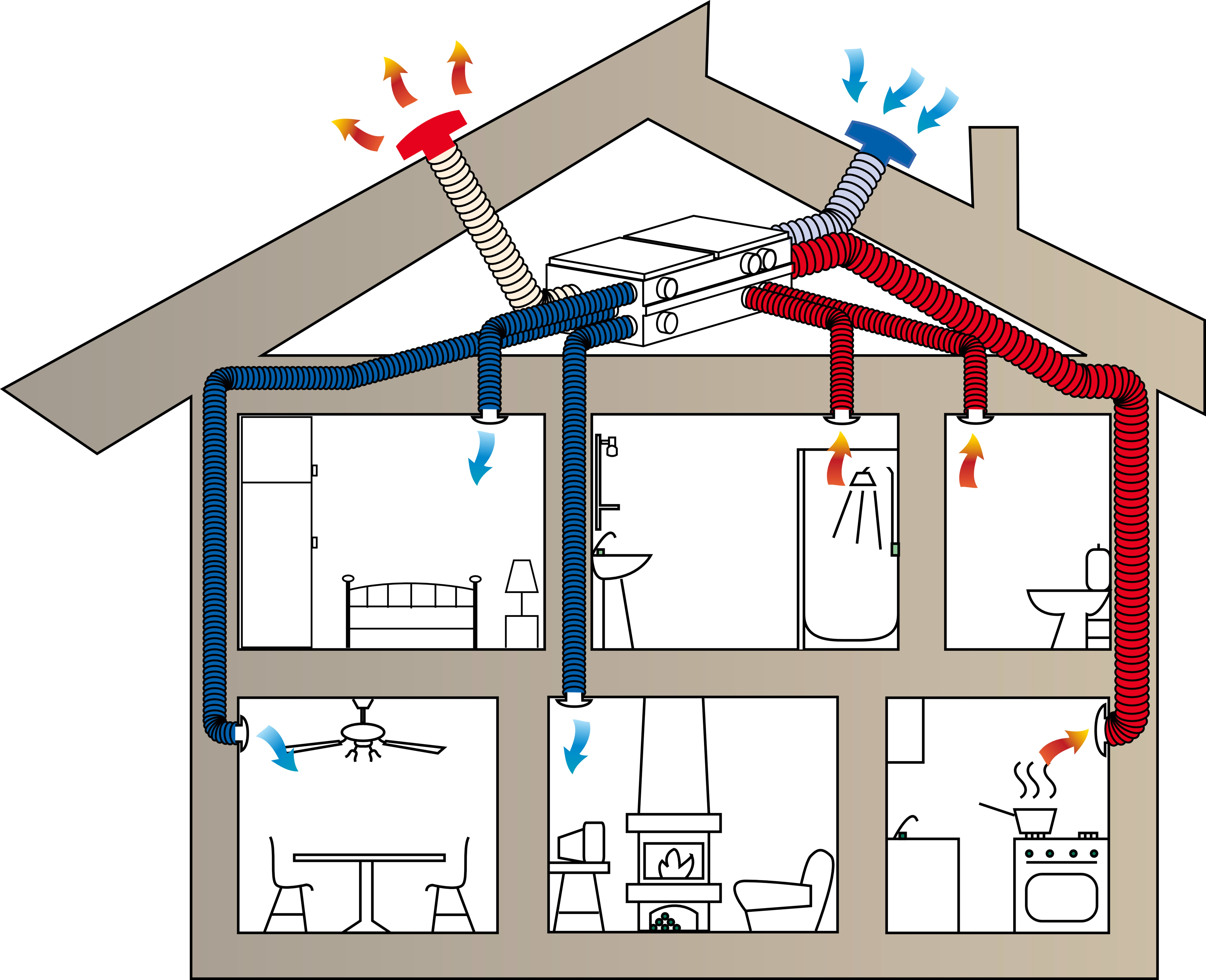 Проектирование вентиляции своими руками 10